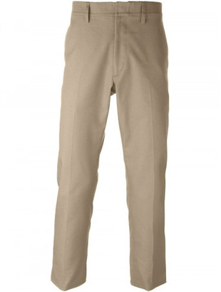 Valentino straight leg trousers $750 thestylecure.com