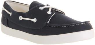 Office Knot Boat Shoe