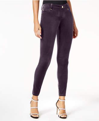 INC International Concepts I.N.C. Velvet Skinny Pants, Created for Macy's