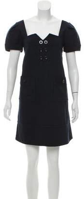Marc by Marc Jacobs Textured Shift Dress