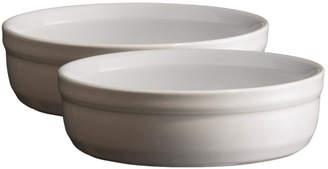 Emile Henry White Brulee Dishes