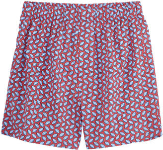 Vineyard Vines Boys Geometric Football Boxers