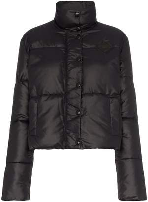 Givenchy Cropped puffer jacket