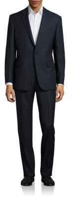 Polo Ralph LaurenPolo Ralph Lauren Connery Two-Button Wool Suit