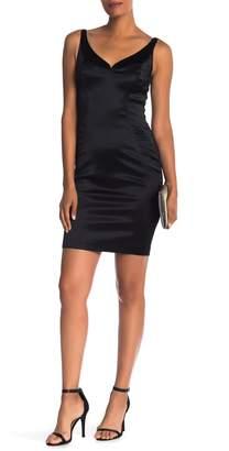 Elie Tahari Genuine Calf Hair Rena Dress