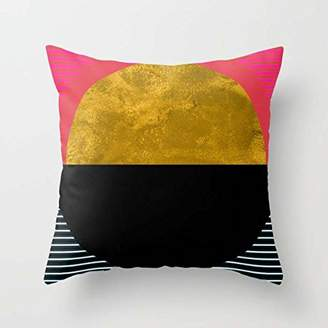 UPILLO Geometry Cushion Covers 2 Sides Ornament And Gift To Kids Boys Bedding Adults Shop Boys Deck Chair