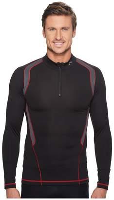 CW-X Long Sleeve Insulator Web Top Men's Workout