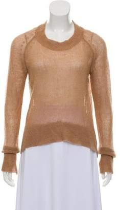 A.L.C. Knit Scoop Neck Sweater