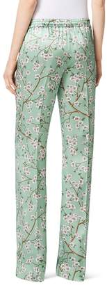 Michael Kors Mandarin Evening Pajama Trouser