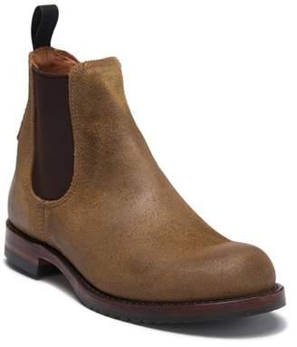 Frye Logan Leather Chelsea Mid Boot