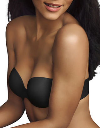 Maidenform Love the Lift Demi Strapless Multiway $42 thestylecure.com