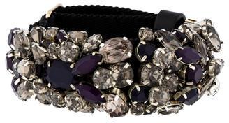MarniMarni Strass Crystal Bracelet