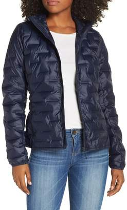 adidas Light Packable Hooded Down Jacket