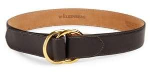 W.KLEINBERG W. Kleinberg Goldtone Ring Belt