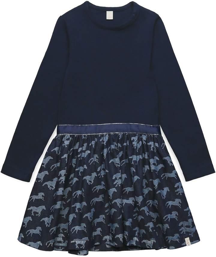 Esprit Girls Denim Effect Dress