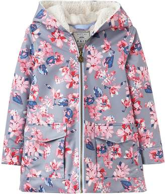 Joules Raindrop Jacket - Girls'