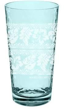 Margaritaville Batik 22 oz. Plastic Every Day Glass