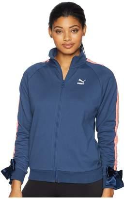 Puma Bow Track Jacket Women's Coat