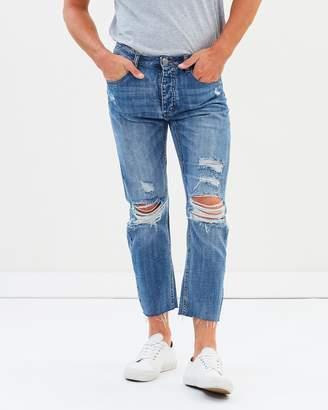 One Teaspoon Mr Whites Denim Jeans