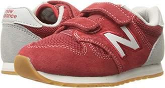 New Balance Boys' KA520 Hook and Loop Sneaker