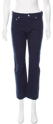 Arts & Science Mid-Rise Straight-Leg Pants w/ Tags