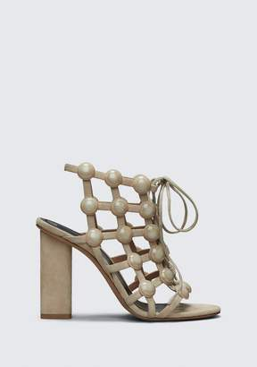 Alexander Wang RUBIE LACE UP SANDAL