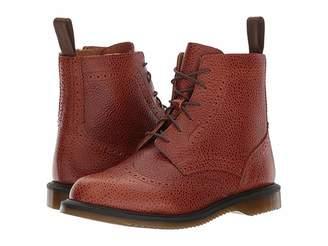Dr. Martens Delphine 6-Eye Brogue Boot Women's Boots
