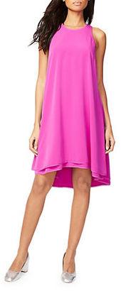 Rachel Rachel Roy Roundneck Sleeveless Trapeze Dress $109 thestylecure.com