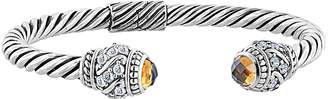 Rob-ert Robert Manse Designs Bali Silver Gemstone Bracelet