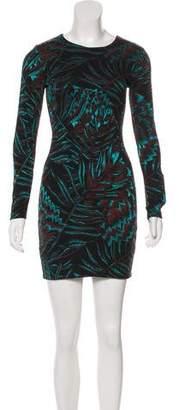 Mara Hoffman Patterned Knit Dress