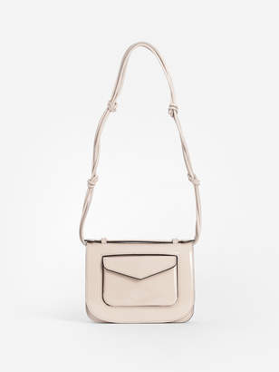 Off-White Stée STEE WOMEN'S MINI SHOULDER BAG IN PATENT LEATHER