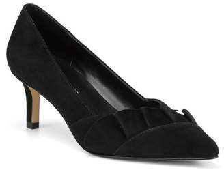Donald J Pliner Fayer Kitten Heel Pump
