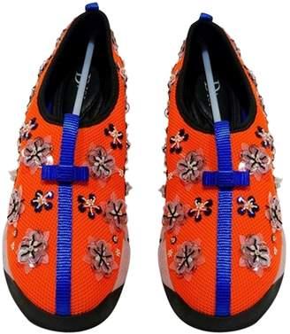 Christian Dior Cloth trainers