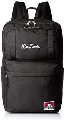 Ben Davis (ベン デイビス) - [ベンデイビス] BEN DAVIS BOX DAYPACK BDW-9062 BLACK (BLACK)