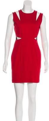 Mason Cutout Mini Dress