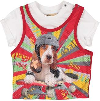 John Galliano T-shirts - Item 12299678WP