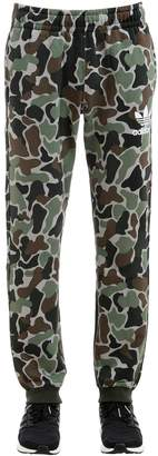 adidas Sst Camo Printed Cotton Sweatpants