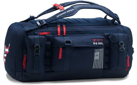 Under Armour UA x Project Rock Freedom Range Duffle