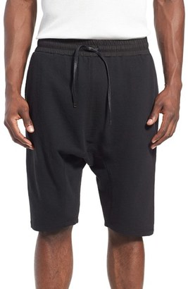 Men's The Rail French Terry Drawstring Shorts $49.50 thestylecure.com