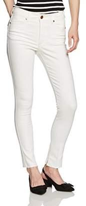 Mila Owen (ミラ オーウェン) - [ミラオーウェン] 裾切りっぱなしスキニーパンツ 09WFP175010 IVR 日本 1-(日本サイズ9 号相当)