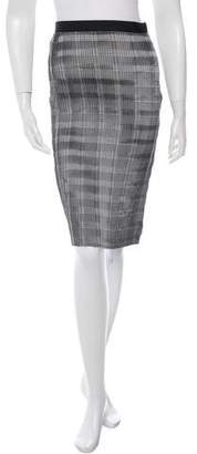 Alexander Wang Pleated Pencil Skirt w/ Tags