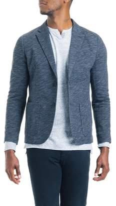 Good Man Brand Slim Fit Vintage Twill Knit Blazer