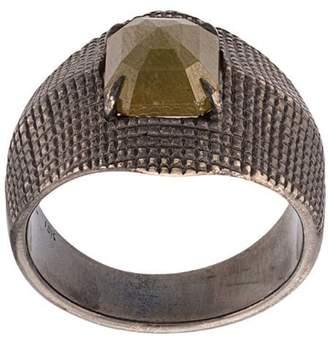 Loree Rodkin 18kt gold yellow diamond ring