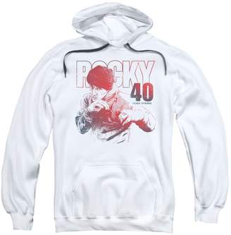 Rocky Mens 40 Years Strong Pullover Hoodie
