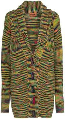 Missoni knitted wool cardigan