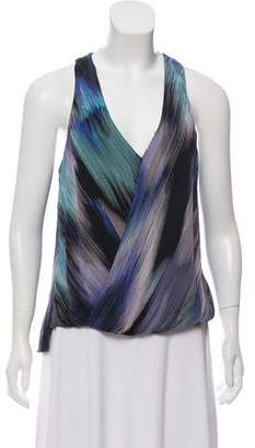 Rory Beca Sleeveless Silk Top