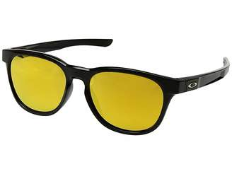 Oakley Stringer Plastic Frame Fashion Sunglasses