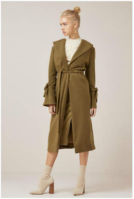 Finders Keepers Women's Direction Coat