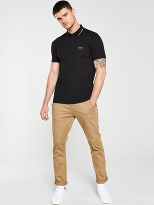 BOSS Paul Slim Fit Stretch Polo Shirt