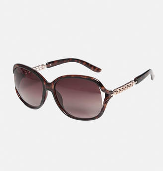 Avenue Tortoise St. Tropez Chain Stem Sunglasses